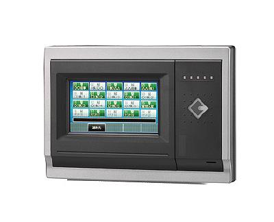 カラーLCD非接触リモコン